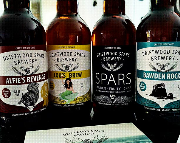 Driftwood Spars Brewery