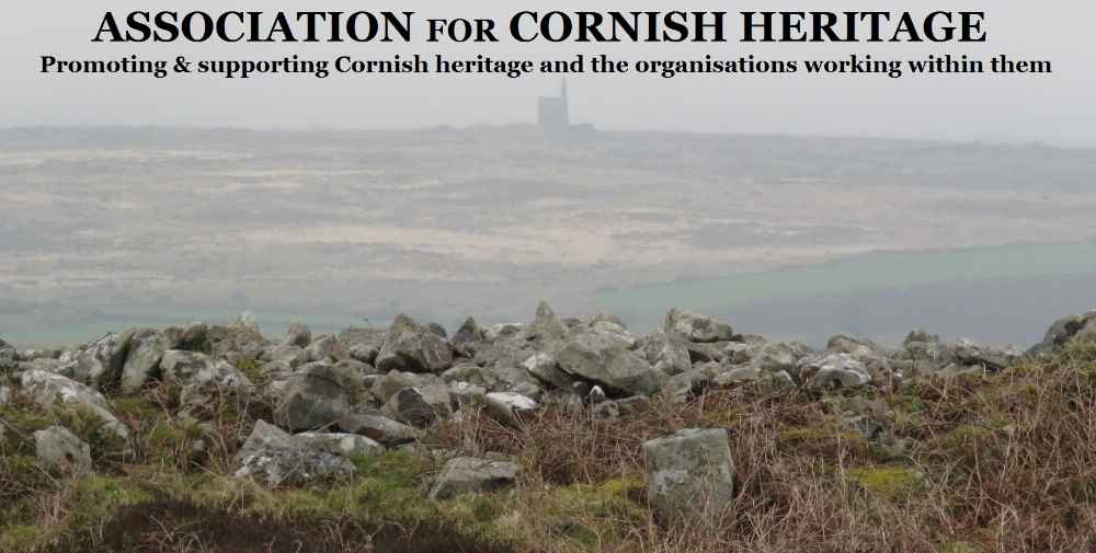 Association for Cornish Heritage social media header from Chun Castle